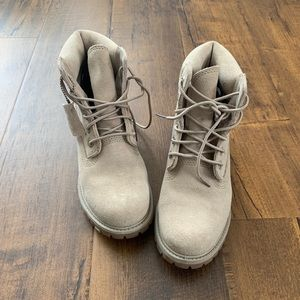 TIMBERLAND waterproof boots for women